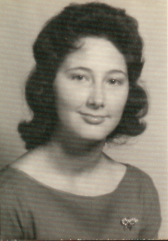 Susie in 1964