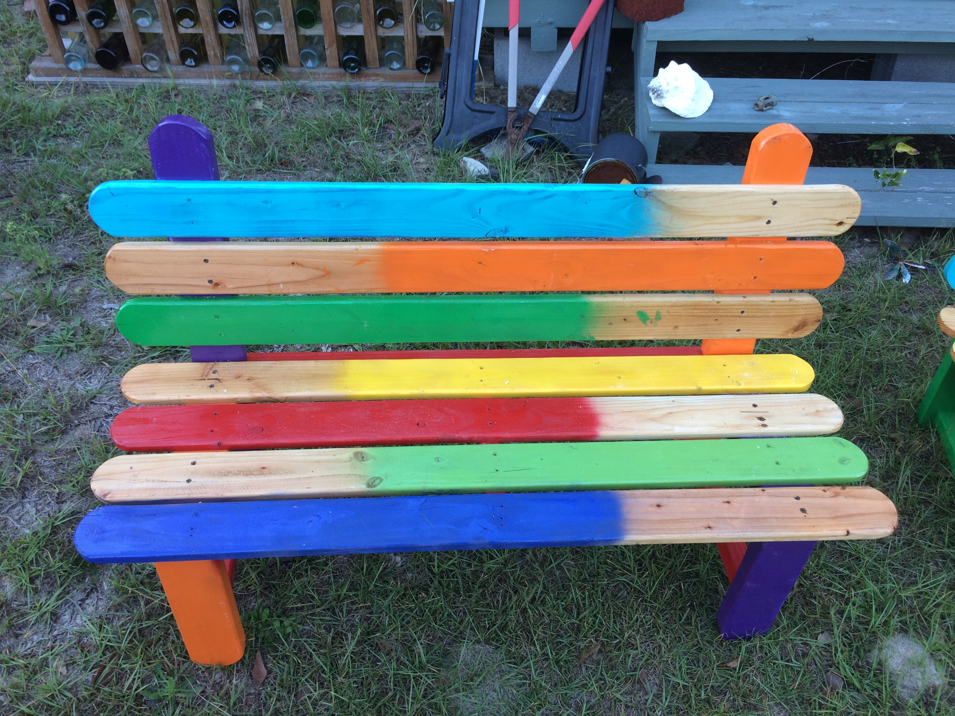 Exceptionnel I Can Make Any Arrangement Of Colors You Might Want. Just Let Me Know And I  Will Build One To Suit You.